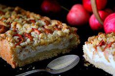 Kakkuviikarin vispailuja!: Omenapiirakka ricottalla