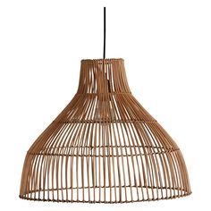Handmade in Vietnam by artisans, the large Elmley natural curved rattan easy-to-fit ceiling shade combines warm tones with a relaxed aesthetic. Buy now at Habitat UK. Ceiling Shades, Lamp Shades, Light Shades, Room Lights, Ceiling Lights, Wall Lights, Natural Curves, Living Room Lighting, Light Fittings