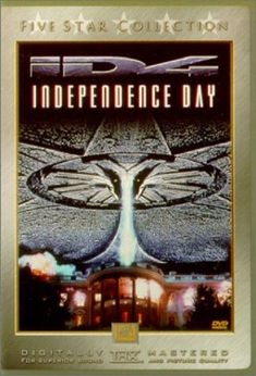 Independence Day DVD 2000 2-Disc Set Five Star Collection