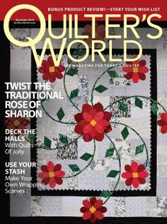 Quilter's World 6/2010