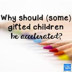 Soaring with Snyder: Why Are We Holding Our Brightest Kids Back? The Truth About Academic Acceleration and Your Gifted Child
