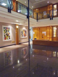 Shop for original art online from South Africa's leading art consultant specialising in corporate art and office art. Office Walls, Office Art, Office Decor, African Interior, South African Art, Artwork Display, Office Interiors, Workplace, Buy Art