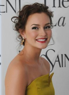Leighton - Love her makeup!
