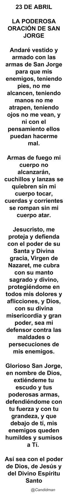 A San Jorge.