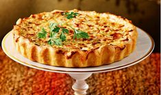 Pizza Tarts, Savory Tart, Desert Recipes, Quiche, Camembert Cheese, Delicious Desserts, Deserts, Cooking Recipes, Pie