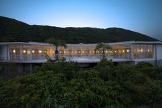 UTOCO Hotel and Centre of thalassothérapy in project of Mr.Shu Uemura design by Ciel Rouge Création