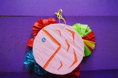 #Pinata Rainbow Fish
