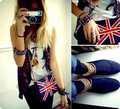Teenager style,