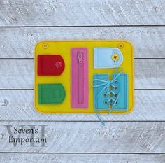 Snap, velcro, button, zip, lace and tie with this super fun activity page! Great for beginners learning new skills. ***This is NOT a Finished Product**** ***This is a Digital File for Machine Embro…