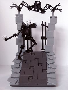Count Blockula.  More scary lego... http://lilywight.com/2013/10/26/lego-horror/
