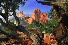 Colorado, Garden of the Gods