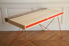 Subduction Desk by Paul Venaille in home furnishings  Category