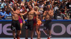 2015 Reebok CrossFit Games: Ben Smith & Katrin Tanja Davidsdottir Fittest Athletes In The World - The WOD Life Crossfit Men, Crossfit Motivation, Reebok Crossfit, Crossfit Athletes, The Wod Life, Gym Training, Calisthenics, Rowing, Powerlifting