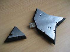 Shuriken USB Flash Drive: for DIY Ninjas