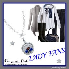Fancy Football Duds! Don't forget the Origami Owl! Questions? owlisallyouneed@gmail.com