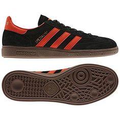 premium selection 19eaa 797e0 ADIDAS Hot Sale Black Suede   Orange Stripe Men s Shoes Athletic Sneakers  L13f9231 Adidas Samba Suede