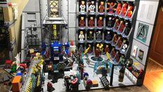 Lego Iron Man, Lego Minifigs, Lego Military, Lego Architecture, Lego Ideas, Lego Marvel, Labs, Cool Stuff, Building