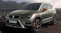 Künftige Autos: 2018 Mitsubishi Outlander Sport / ASX übernimmt Toyota C-HR & Mazda CX-3 Reports SEAT Seat Arona Seat Ateca Seat Ibiza Seat Leon Seat Mii