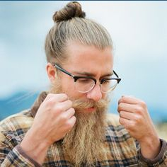Musician Adrian Gilyeat (@gilyeatman) took his awesome beard on a tour of Utah, and maybe with a little nudging we can convince him he ought to bring it back. #beards #beardlife #beardbrand