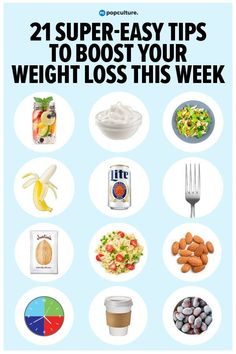 Find the task of losing weight daunting? Weight loss can be difficult! That's why we put together 21 super-easy tips to help boost your weight loss this week! Coconut Health Benefits, Biologique, Diet Tips, Diet Ideas, Weight Loss Tips, Losing Weight, How To Lose Weight Fast, Loose Weight, Reduce Weight