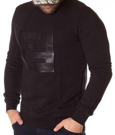 Fendi Bluza FF Logo - Neagra | Bluze | Bluze | Brande Fendi, Gucci, Marimo, Karl Lagerfeld, Givenchy, Barbie, Men Sweater, Louis Vuitton, Logos