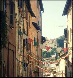 Perugia: Gran Festa di Primavera al Borgo Sant'Antonio-Porta Pesa