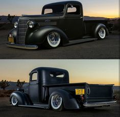 Awesome grill on 37 chevrolet pickup