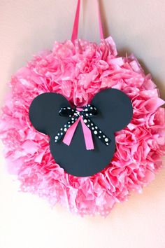 Totally Minnie Mouse toddler party!!!