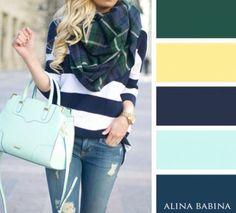 Alina Babina, Discover color