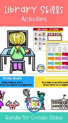 Library Lesson Plans, Library Skills, Library Lessons, Library Ideas, School Resources, Teacher Resources, Teaching Ideas, Help Teaching, Library Orientation