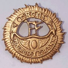 2707b34795 Tipperary Brigade Cap Badge Irish Republican Army