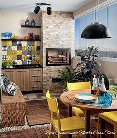 Construindo Minha Casa Clean: Sacadas e Varandas Fechadas com Vidro! Veja Dicas e Modelos!!!