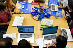 Should coding be part of the elementary school curriculum? | (NYTimes) Check out these perspectives.  Despite the rapid spread of coding instruction in grade schools, there is some concern that creative thinking and other important social and creative skills could be compromised by a growing focus on technology, particularly among younger students. Should coding be part of the elementary school curriculum?