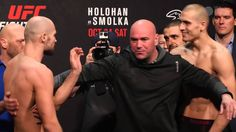 awesome UFC Fight Night 76: Pendred, Breese weigh-in Highlight