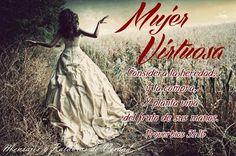 Mensajes y Palabras de Verdad: Mujer Virtuosa.