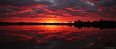 Sunset from Merbein