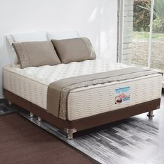 Colchón Top Master One Mattress, Bed, Furniture, Home Decor, House Decorations, Decoration Home, Stream Bed, Room Decor, Mattresses