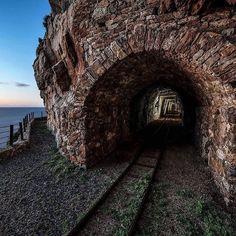 by http://ift.tt/1OJSkeg - Sardegna turismo by italylandscape.com #traveloffers #holiday | La galleria Henry a Buggerru in una foto di Gian Marco Leoni @marklions Mostrate la bellezza dei vostri territori delle tradizioni e dei luoghi storici usando la tag #lanuovasardegna. Le foto più belle (possibilmente quadrate) verranno pubblicate sul nostro profilo Instagram @lanuovasardegna e rilanciate su Facebook e Twitter Foto presente anche su http://ift.tt/1tOf9XD | February 06 2016 at 08:29AM…