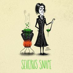 #Severus