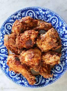 Buttermilk Fried Chicken, Buttermilk Recipes, Homemade Buttermilk, Granola, Chicken Recipes Video, Fried Chicken Recipes, Marinated Chicken, Tandoori Chicken, Chicken Marinate