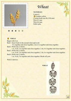 Crochet Flower Patterns The Book of Crochet Flowers - Crochet Puff Flower, Crochet Cactus, Crochet Leaves, Crochet Motifs, Knitted Flowers, Crochet Flower Patterns, Crochet Diagram, Crochet Doilies, Crochet Stitches