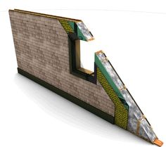 The award-winning OBPlusWall, standard on all Bensonwood homes.  Extremely well insulated and airtight (R-value 35) with advanced gasket technology for superior airtight performance.    See more: http://bensonwood.com/lifestyle/insulation.cfm