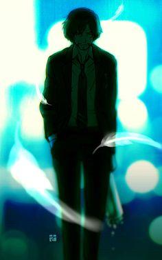 Zankyou no Terror fan art: Shibazaki san