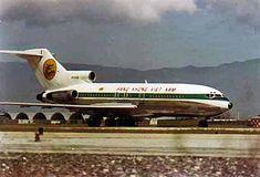 Air Vietnam B-727-200 http://usafflightcheck.com https://www.facebook.com/USAF.Flight.Check