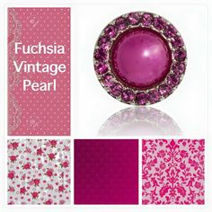 Dot of the Day, also available in blue and white, but exclusive for this month https://www.facebook.com/Jannine.StyleDots