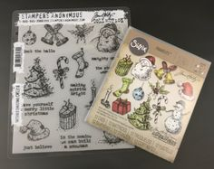 Save on this bundle until Dec. Stampers Anonymous, Tim Holtz, Gift Bags, Your Cards, Card Stock, Card Making, Paper Crafts, Make It Yourself, Christmas