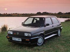 Volkswagen Golf Rallye G60 (1989)