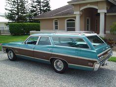 '68 Chevrolet Caprice Estate Wagon
