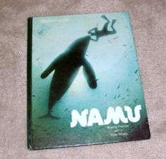 Vintage Namu the Whale Kids Book