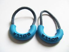 China Durable Silicone Zipper Puller, Promotional Silicone Cool Custom Zipper Pulls For Bags supplier